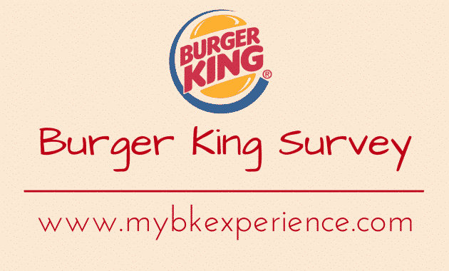 burger king survey win a free whopper ssandwich