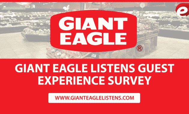 giant eagle listens