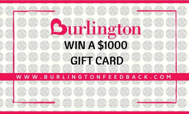 burlington feedback image