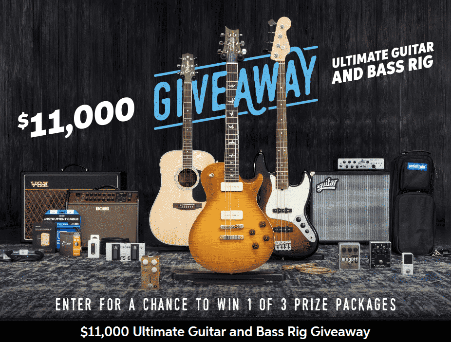Sweetwater giveaway