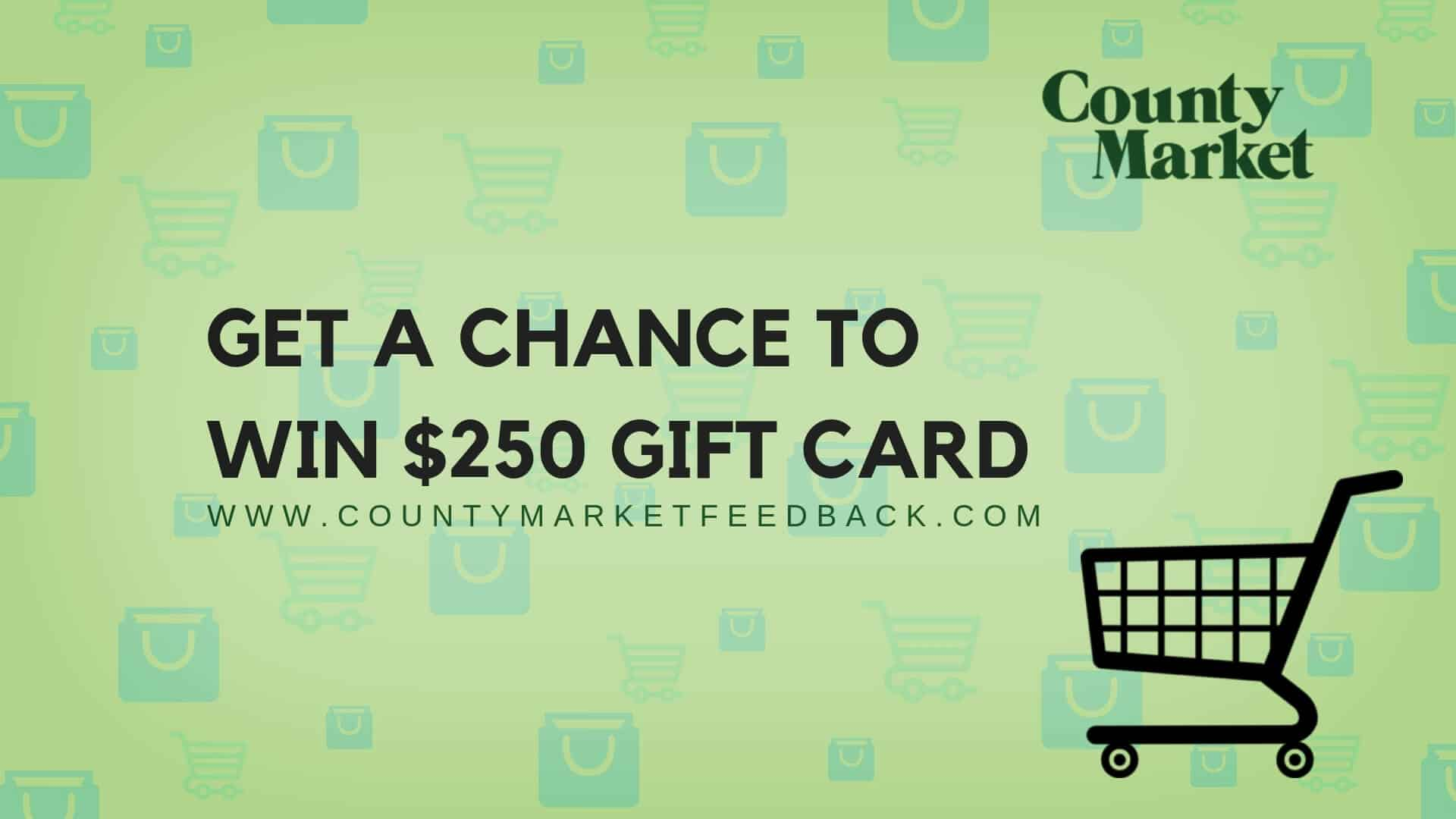 county market feedback survey
