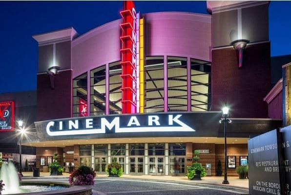 About Cinemark