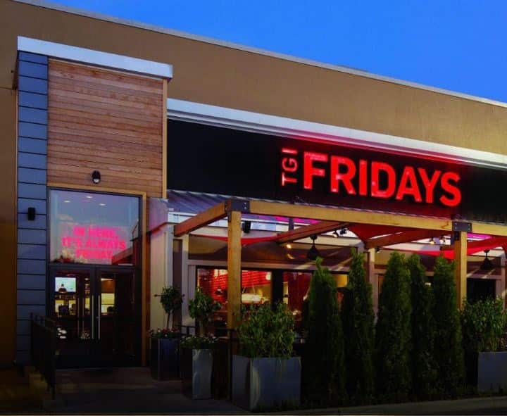 talktofridays - a survey by TGI Fridays