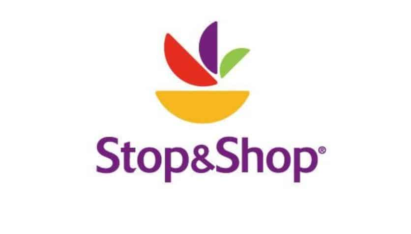 logo stop and shop