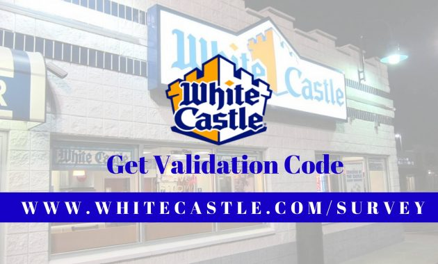 white castle survey