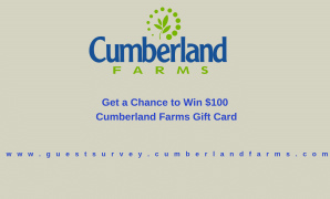 guest survey cumberland farms
