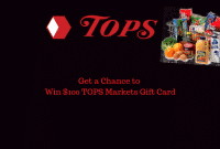 tops listens survey