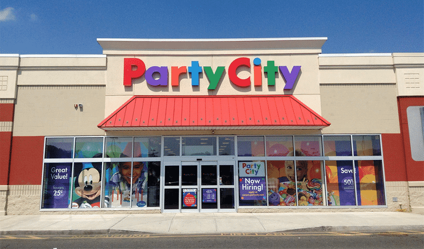 party city customer feedback survey